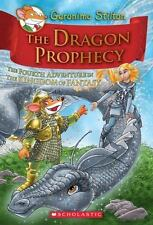 Geronimo Stilton and the Kingdom of Fantasy #4: The Dragon Prophecy: By Stilt...