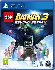 LEGO Batman 3 Beyond Gotham PS4 - Kids Game for Sony Playstation 4 NEW SEALED