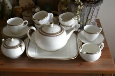 """Wedgwood """"MORESQUE"""" Tea Service For 6 People"""