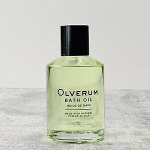OLVERUM Bath Oil~Made w/ Natural Essential Oils~60ml/2.0 fl oz~NWOB~ SAME DAY 🚢