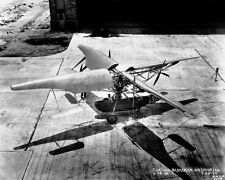 CURTISS-BLEECKER SX-5-1 HELICOPTER 1930 11x14 SILVER HALIDE PHOTO PRINT