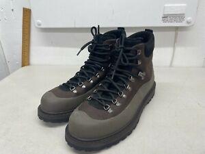 Diemme Roccia Vet Boots - Brown Fabric - Euro Size 44