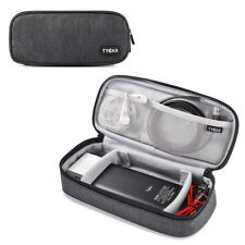 Pouch Storage USB Cable Electronic Accessories Bag Organizer Travel Case TK307