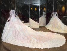 Weiß Brauch Ballkleider Brautkleider Abendkleid Brautjungfer 32 34 36 38 40 42++