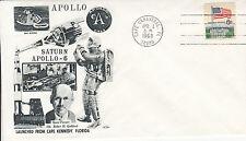 1968 - Apollo - 6 - Saturn -   -  Cape Canaveral