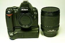 Nikon  D40x + 18-135mm