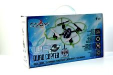 Cobra Toys Ufo Quad Copter Mini Remote Controlled Helicopter