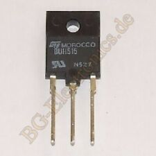5 x ST13007A = MJE13007 = TE13007 NPN power transistor STM TO-220 5pcs