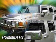 Wind Deflectors HUMMER H3 5-doors 2-pc HEKO Tinted