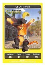 Carte Carrefour Dreamworks - Shrek - Le Chat Potté N°29