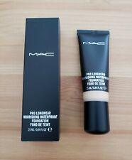 NEW MAC Pro Longwear Nourishing Waterproof Foundation 25 ml/0.84 fl oz NC25