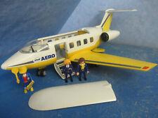 3185 Flugzeug Jet zu 3186 4310 4338 Figuren Playmobil 8286