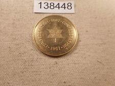 1867-1967 Canada Confederation - Half Dollar Size Token - Nice - # 138448