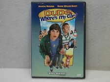 Dude, Where's My Car? DVD - Comedy - Rated PG13
