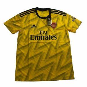 Arsenal Away Shirt 19/20 shirt. Brand New With Tags. Mens Large Bannana