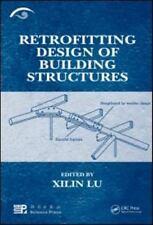 Retrofitting Design of Building Structures (2010, Hardcover)
