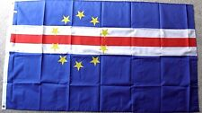 CAPE VERDE ISLANDS POLYESTER INTERNATIONAL COUNTRY FLAG 3 X 5 FEET