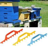 3Sizes Bee Hive Frame Spcing Garden Beekeeper Tool Spacer Beekeeping Frame W9Q0