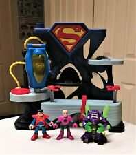 Imaginext DC Super Friends Superman Lair Fortress Playset