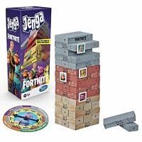 Jenga fortnite gioco da tavolo abilità Hasbro