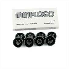 Mini Logo High Speed Professional Skateboard Bearings New Skate Free Delivery