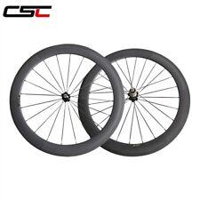 Free shipping !!! carbon road bike wheels , 60mm wheels carbon tubular