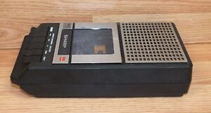 *FOR PARTS* Genuine Sharp (RD-610) Cassette Recorder/ Auto Stop Only **READ**