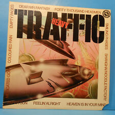 TRAFFIC HEAVY TRAFFIC LP '75 ORIGINAL WINWOOD MASON GREAT CONDITION! VG++/VG+!!B