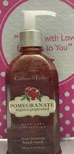 Crabtree & Evelyn Pomegranate argan & grapeseed Deep Cleansing Hand Wash 250ml