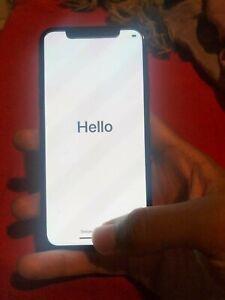 Iphone XS Noir 256gb Bloqué Icloud