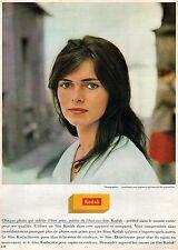 ▬► PUBLICITE ADVERTISING AD Appareil Photo KODAK 1962