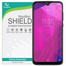 For T-Mobile Revvlry Plus Screen Protector RinoGear Case Friendly Accessories