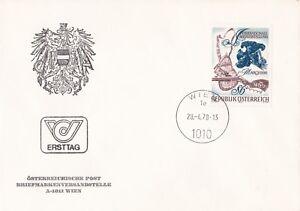 AUS174) Austria 1978 International Hunting Exposition Marchegg
