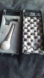Zoom Zeta 580 pro microphone