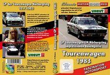 DVD DRM GP TWEM Nürburgring 1983 Boxengasse BMW Jaguar 53min Vfmc