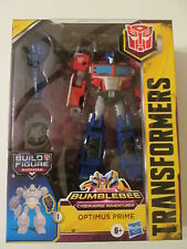 Transformers - Bumblebee: Cyberverse Adventures - Deluxe Class Optimus Prime
