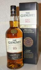 Glenlivet 1,0 l Whisky/Whiskey aus Schottland