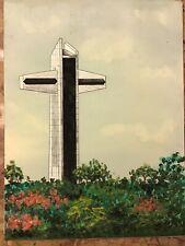"""Acrylic Painting """"El Vigia�, Ponce,Puerto Rico"""