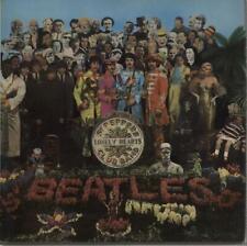 Beatles Sgt. Pepper's - 1 Box - EX UK vinyl LP album record PCS7027 PARLOPHONE