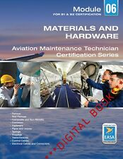 ***DIGITAL BOOK***EASA Part-66 Module M6 B1.1/B2 - Materials and Hardware