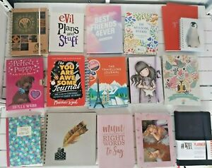 Collection Notebooks Journals & Address Books KWH229