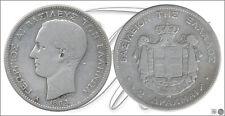 Grecia - Monedas Circulación- Año: 1883 - numero KM00039-83 - 2 Dracmas 1883 A /