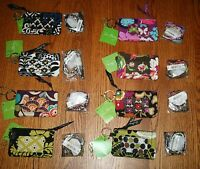 NWT Vera Bradley BREAKAWAY LANYARD & ZIP ID CASE  badge or gift card holder