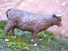 BRITAINS FARM ANIMALS,  SECONDHAND  HIGHLAND COW #2142