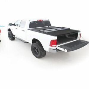 Smittybilt 2630021 Smart Cover Soft Folding Tonneau Cover For Ford 5.6' Bed NEW
