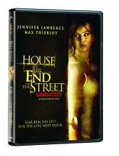 NEW DVD - HOUSE AT THE END OF THE STREET - Jennifer Lawrence, Elisabeth Shue, Ma