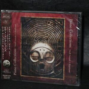 Piano Collections Nier Gestalt & Replicant Game Music CD NEW