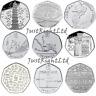 Various Rare 50p Coins Kew Gardens Olympics Triathlon Judo Beatrix Potter 50p