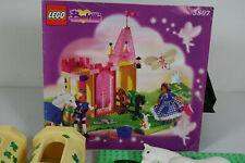 Lego Belville 5807 Königlicher Stall mit OBA komplett rar selten
