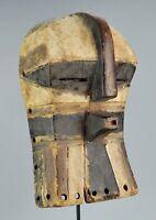 Petit masque Kifwebe LUBA Baluba Mask Congo Rdc  African Art Africain tribal